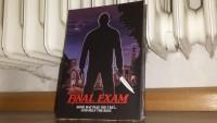 Examen Final Exam - Shock BD Mediabook - NEU/OVP