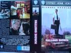 Falling Down ... Michael Douglas, Robert Duvall ... VHS