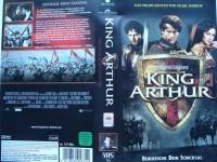 King Arthur ... Clive Owen, Til Schweiger ... VHS
