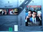 Wall Street ... Michael Douglas, Charlie Sheen ... VHS