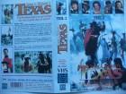 James A. Michener´s Texas Teil 2 ... Patrick Duffy ... VHS