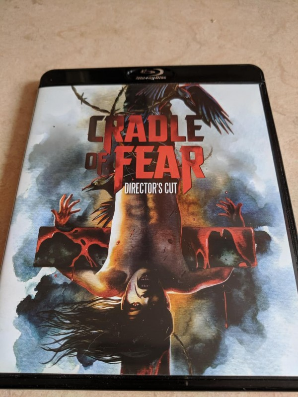 Blu-ray CRADLE OF FEAR - Unrated