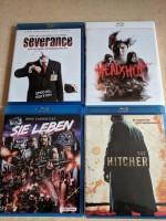 Blu-ray Paket: HITCHER, HEADSHOT, SIE LEBEN + SEVERANCE