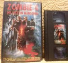 ZOMBIE 4 aka After Death VHS Uncut Directori