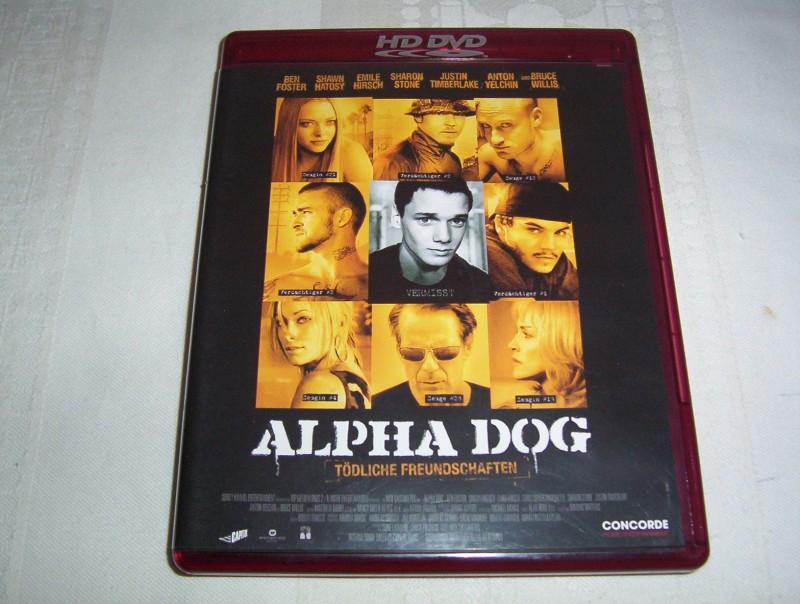 Alpha Dog -HD-DVD-