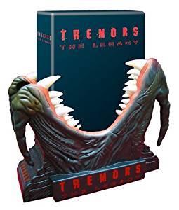 Tremors Skulptur - Komplett - Box (4 Disc) wie NEU !!!