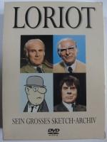 Loriot + Sein großes Sketch Archiv - TV Comedy Sammlung