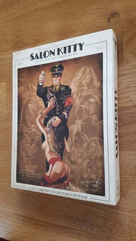 Salon Kitty Blu-Ray / DVD Digipack von Illussion