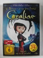 Coraline 3D - Grusel Animation für die Familie - Traumwelt