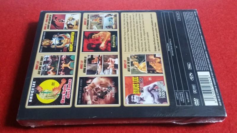 Bruce Lee Collector's Box - 5 Filme