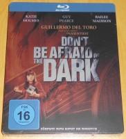 Don`t Be Afraid Of The Dark Steelbook Blu-ray Neu & OVP