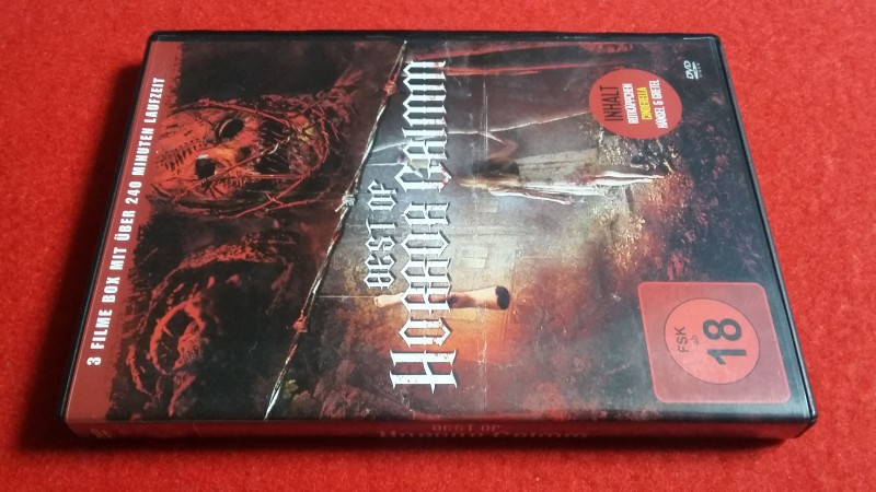 Best Of Horror Grimm - 3 Filme Box