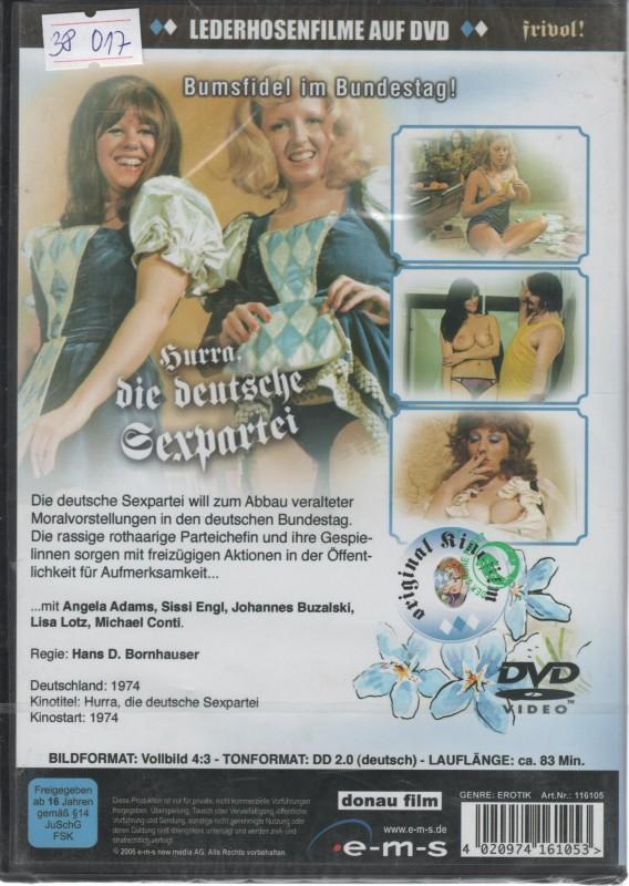 Hurra... die deutsche Sex-Partei (38017)