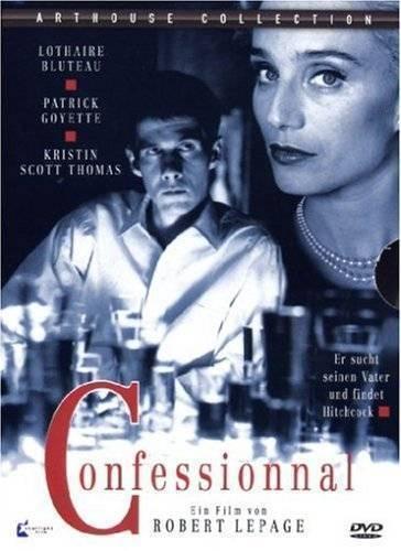 Confessionnal - Das Geheimnis der Beichte DVD OVP