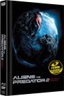 Alien vs Predator 2   DVD & BD extended Mediabook Lim333 ovp