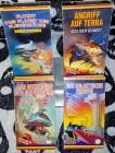 Abenteuer im Weltraum / EF 309 - EF 312 / 4 x VHS