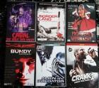 Sammlungsauflösung,Horror-Action usw. 18 DVD`s (UNCUT)