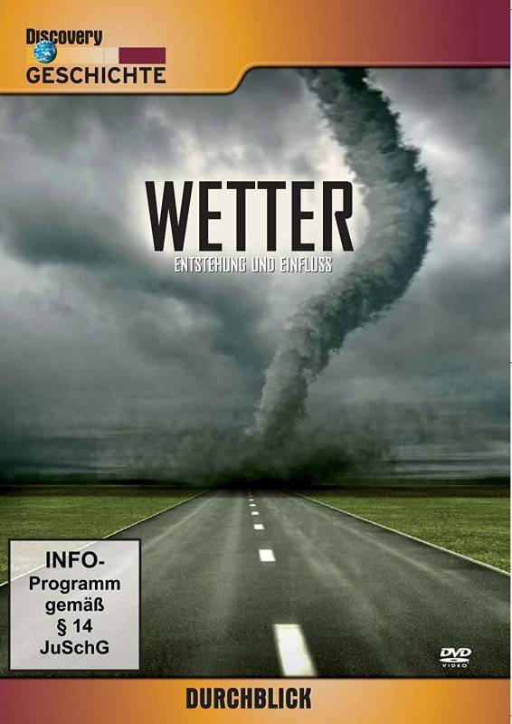 Wetter - Discovery Durchblick DVD OVP
