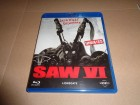 SAW VI / SAW 6 - SEIN WILLE GESCHEHE # BLU-RAY + UNRATED