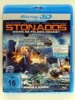 Stonados 3D - Wenn es Felsen regnet - Sturm Katastrophenfilm
