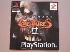 """ Nightmare Creatures ll ""    ( PlayStation 1 )"