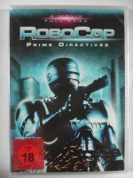 4 Filme Robocop Prime Directives Sammlung - Full Saga