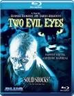 Blu-ray Two Evil Eyes (US, Blue Underground)