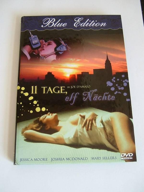 Erotik: 11 Tage, elf Nächte (kleine Buchbox, rar)