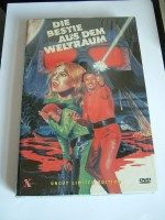 Die Bestie aus dem Weltraum (große Buchbox, limitiert, OVP)