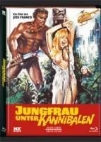 JUNGFRAU UNTER KANNIBALEN Cover A Mediabook