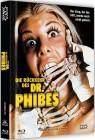 Dr. Phibes Rückkehr BR & DVD UNCUT MEDIABOOK LE 333 ovp