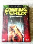 CANNIBAL FEROX - LIM.XT MEDIABOOK WATTIERT NR.6 OVP!! UNCUT