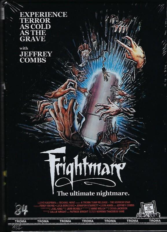 Frightmare / The Horror Star - Cover C - kl. Buchbox OVP