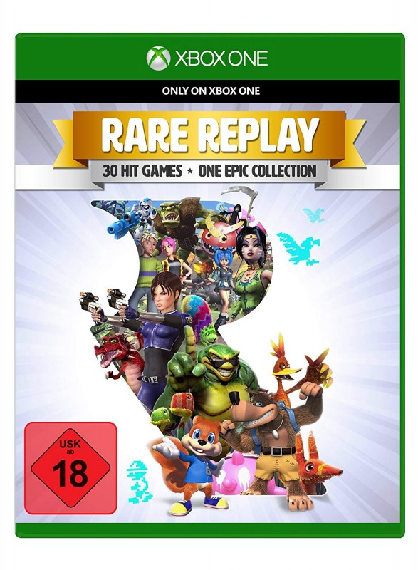 Rare Replay ( XBOX ONE ) ( OVP )