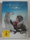 Der Junge und der Wolf - Tierfilm, Rentier, Sibirien, Schnee