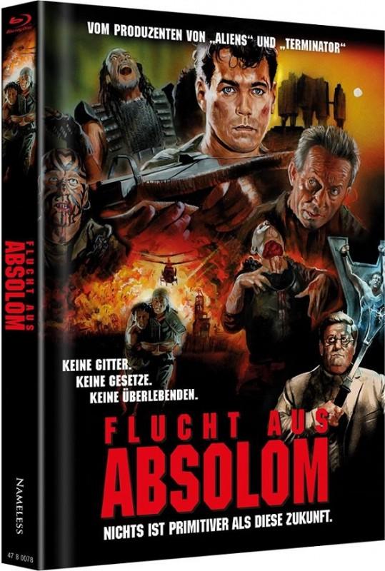 Flucht Aus Absolom Blu Ray
