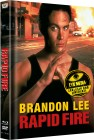 Rapid Fire - Mediabook A (Blu Ray+DVD) NEU/OVP