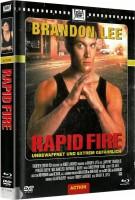 Rapid Fire - Mediabook D (Blu Ray+DVD) NEU/OVP