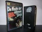 Die Nacht der offenen Särge * VHS * Jess Franco