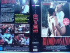 Blood and Sand ... Sharon Stone, Christopher Rydell ... VHS