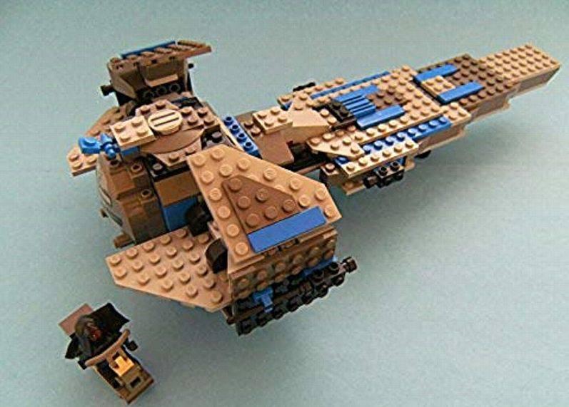 LEGO - STAR WARS - Sith Infiltrator #7151