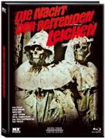 Nacht der reitenden Leichen, Die Mediabook Cover A