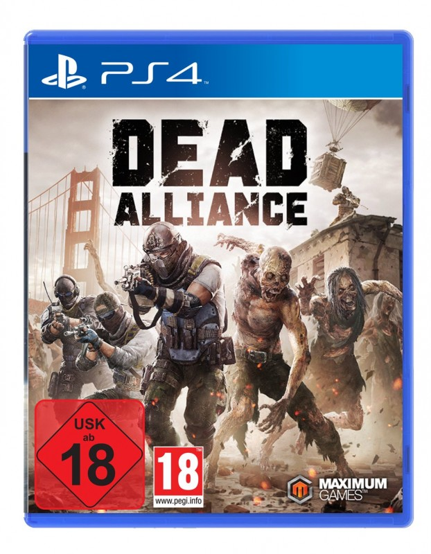 Dead Alliance ( PS4 ) ( OVP )