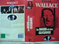 Edgar Wallace - Der Mann mit dem Glasauge ... Horst Tappert