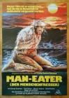 Antropophagus -Kinoplakat 1980, Kinoposter, Poster, Plakat