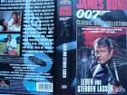 007 James Bond ... Leben und Sterben lassen ... VHS