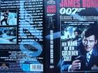 007 James Bond ... Der Mann mit dem Goldenen Colt ... VHS