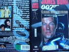 007 James Bond ... Moonraker ... Roger Moore ... VHS