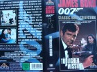007 James Bond ... In tödlicher Mission ... VHS