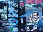 007 James Bond ... Octopussy ... Roger Moore ... VHS